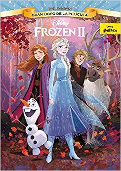 película de Frozen 2, Elsa Ana y Olaf