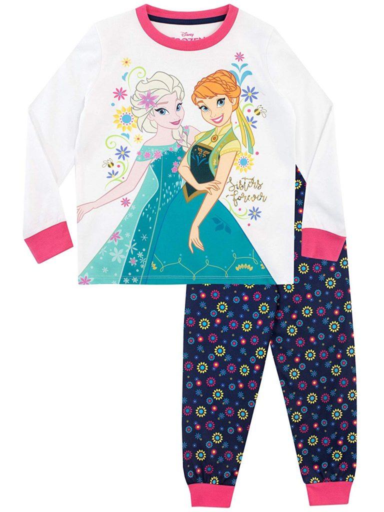 pijama de frozen 2