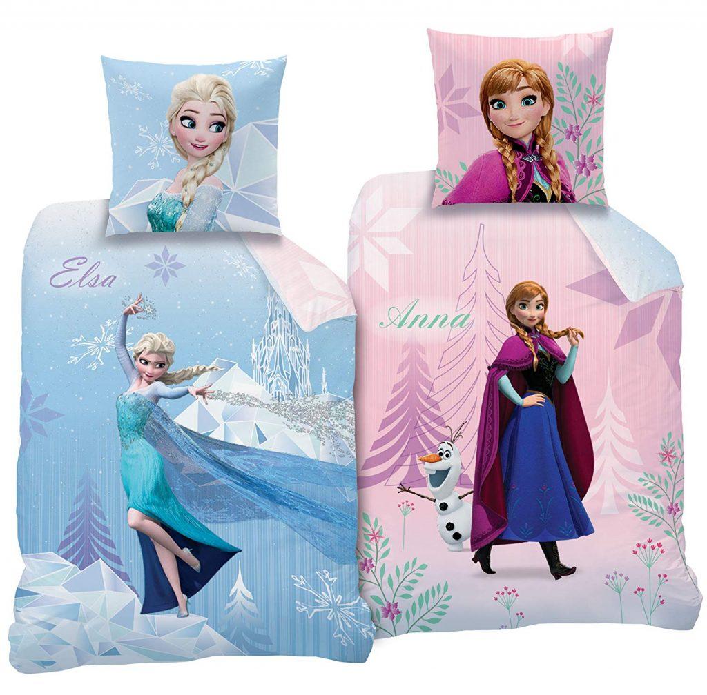 Ropa de cama de Frozen 2