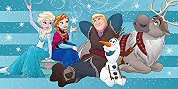 Toalla Frozen 2