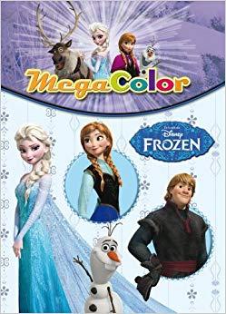 Dibujos de frozen para colorear