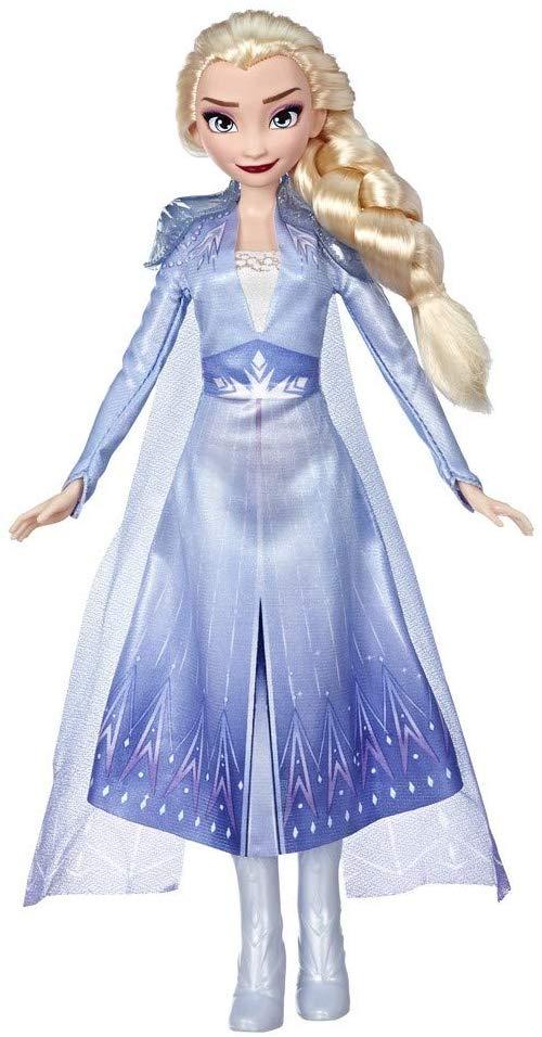 01 Muñeca Elsa frozen