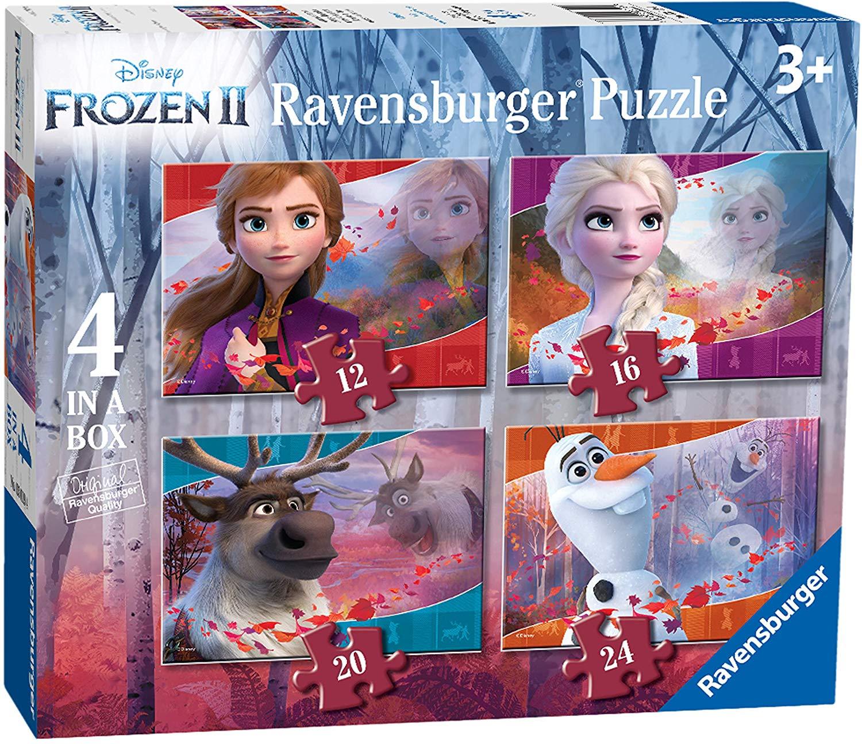 Puzzles frozen 2