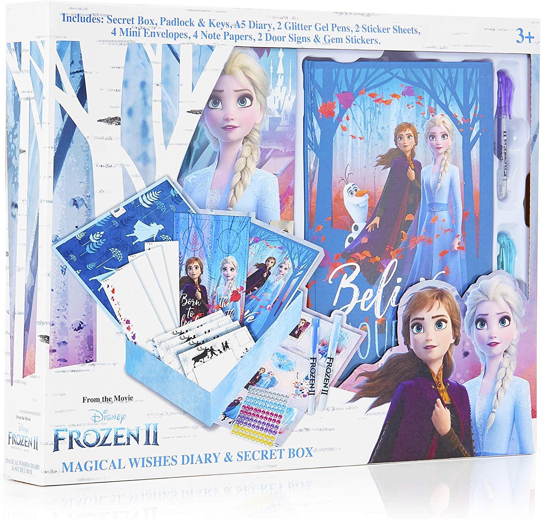 06 Diario secretp frozen 2