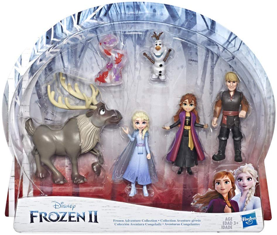 07 Muñecas de Frozen