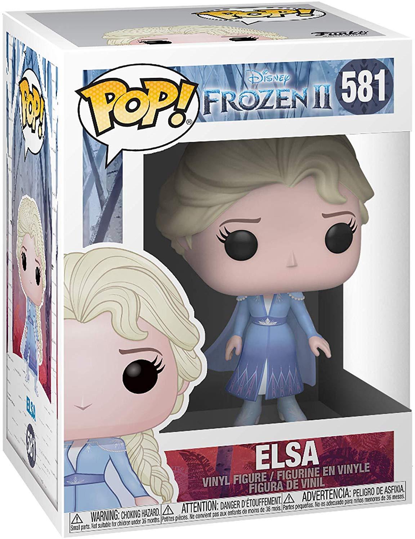10 funko elsa Frozen 2